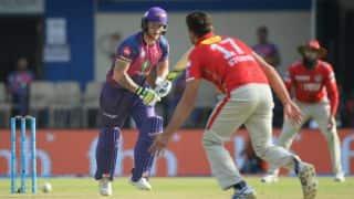 IPL 2017: Ben Stokes, Manoj Tiwary lift Rising Pune Supergiant (RPS) to competitive total vs Kings XI Punjab (KXIP) in IPL 10 match 4