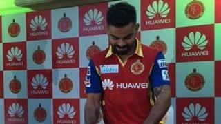 IPL 2015: Royal Challengers Bangalore's (RCB) jersey revealed!