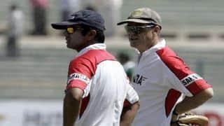 राहुल द्रविड़, अनिल कुंबले, सचिन तेंदुलकर भारतीय क्रिकेट की बेहतरी के लिए सबसे सही व्यक्ति: जॉन राइट