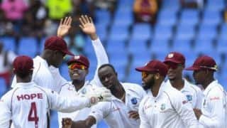 India vs West Indies 2019, 1st Test: Kemar Roach, Shannon Gabriel leave India reeling at lunch on Day one