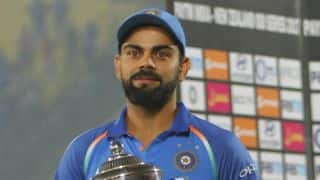 Virat Kohli: New Zealand forced India to play their best cricket
