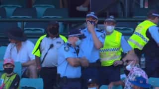 भारतीय क्रिकेटर सिराज पर नस्लीय टिप्पणी करने के आरोप में SCG स्टेडियम से निकाले गए छह फैंस