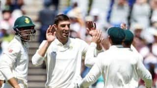Pakistan crumble against South African pace quartet
