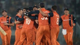 ICC World T20 2016: Netherlands thrash Ireland by 12-runs