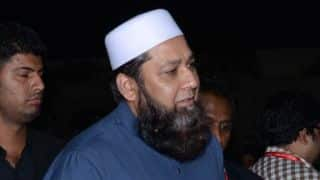 Rare video: Inzamam-ul-Haq fights with umpire