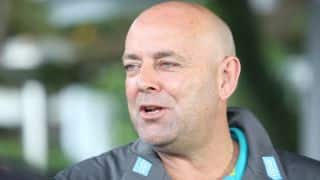 Darren Lehmann asks former players to back under-fire Australian side