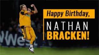 Nathan Bracken: 11 important shots of the consistent Australian