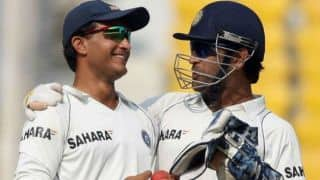 Ganguly opens up on Dhoni offering him captaincy during his farewell Test