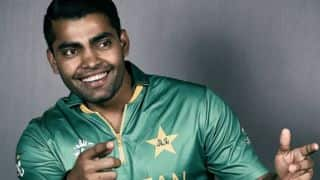 Watch Umar Akmal getting 'cleaned-up' by a woman cricketer