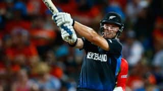 NZ vs SA, semi-final: Corey Anderson dismissed for 58 by Morne Morkel