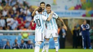 FIFA World Cup 2014: Argentina played their heart out to advance into the quarter finals