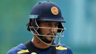 Sri Lanka's Test captain Dimuth Karunaratne apologises for drink-driving accident