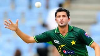 Pakistan vs Sri Lanka, Asia Cup 2014: Junaid Khan dismisses Ashan Priyanjan
