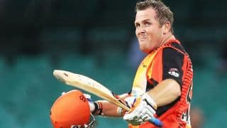 Craig Simmons's Big Bash feats puts him in line for IPL contract