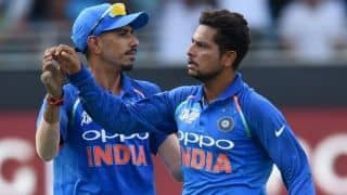 Chahal and I haven't pipped anyone: Kuldeep on shutting the door on Ashwin, Jadeja