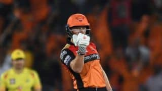 VIDEO: Rashid, Warner and Bairstow star as SRH end losing streak
