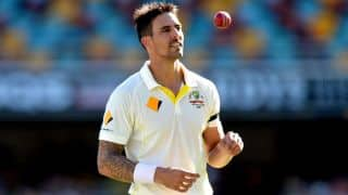 'Johnson was fired up after India sledged him'