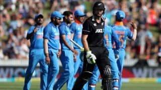 Martin Guptill ruled out fifth ODI with back injury