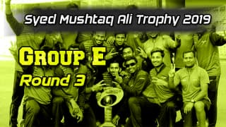 Syed Mushtaq Ali 2019, Group E, Round 3: Uttarakhand beat Puducherry by 10 runs, record third win