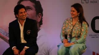 Anjali describes how she fell in love with Sachin