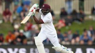 Pakistan vs West Indies, day-night Test: West Indies accomplish 315/6 at stumps