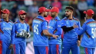 ICC Cricket World Cup 2019: Afghanistan players indulge in altercation in Manchester restaurant
