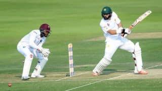 LIVE Cricket Score, PAK vs WI, 3rd Test, Day 3 at Sharjah: Stumps