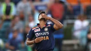 3rd ODI | Natarajan Quite an Inspiration: Hardik Pandya Hails India's Fast Bowling Sensation