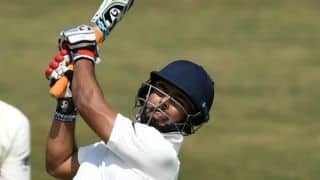 Rishabh Pant impresses with 2 fifties in India A's 253-run loss to England Lions