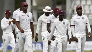 West Indies beat Zimbabwe by 117 runs in first Test