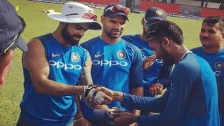 Hardik Pandya set to make Test debut
