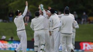 New Zealand vs Pakistan, 1st Test, Day 2: Colin de Grandhomme makes it New Zealand's session