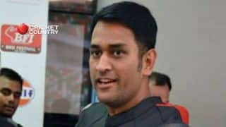 PHOTO: MS Dhoni gears up for a bike ride
