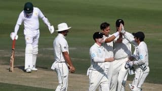 Pakistan vs New Zealand, 3rd Test: Pakistan 139/3 in reply to New Zealand's 274 on Day 2