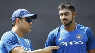 India vs Australia, 1st T20I: Focus on Vijay Shankar at India nets