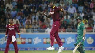 Carlos Brathwaite left out of West Indies ODI squad to work on his fitness and bowling, says Stuart Law