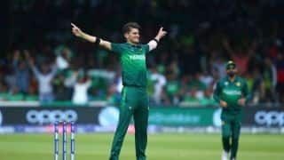 Shaheen Afridi's six-fer seals Pakistan's 94-run win over Bangladesh