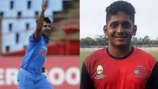 Jay Bista, Shardul Thakur, Tushar Deshpande star as Mumbai beat Vidarbha