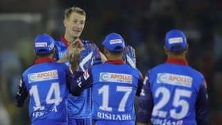 IPL 2019, KXIP vs DC: Delhi bowlers limit Punjab to 166/9