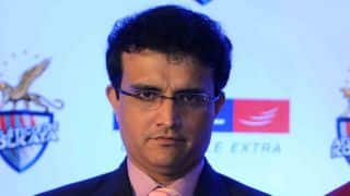 Ganguly to take up revocation of Bengal vs Gujarat rescheduled match with BCCI