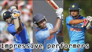 Positives for India A from the Quadrangular One-Day series