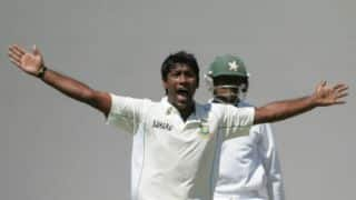 Bangladesh vs Zimbabwe 2014: Bangladesh in the ascendancy at lunch as Taijul Islam runs amok