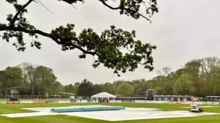 Tri-Nation Series: Ireland, Bangladesh ODI washed out without a ball bowled