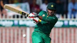 Sharjeel Khan banned for 5-year in PSL spot-fixing