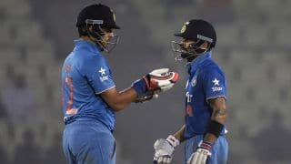 Asia Cup T20 2016; Yuvraj Singh: Happy with the flow