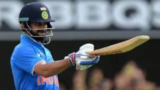 Virat Kohli, Rohit Sharma star as India smash 184 for 3 against Australia in 2nd T20I at MCG