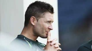 Pakistan vs Australia 1st Test at Dubai: Michael Clarke admits Australia were outplayed
