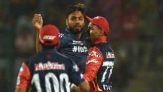 "IPL 2018: Shivam Mavi, Avesh Khan rebuked for ""sending off"" batsmen with expletives"