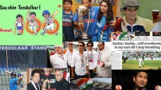 Sachin Tendulkar career photo galleries