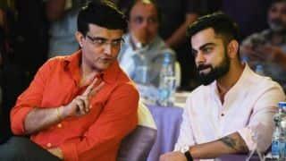 Sourav Ganguly glad Virat Kohli did not play county cricket before England tour